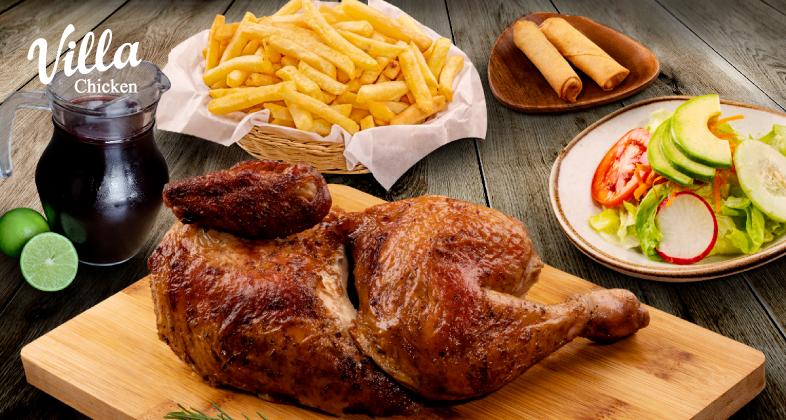 Villa Chicken - Salón o para llevar 1