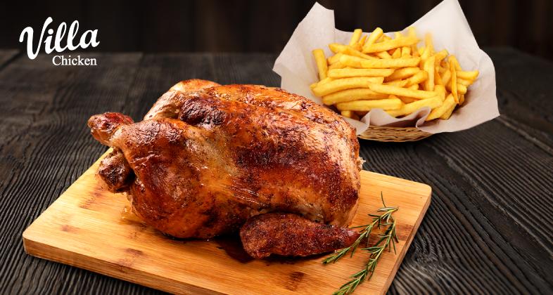 Villa Chicken - Delivery