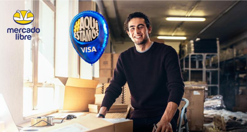 Pagando con Tarjeta Cencosud VISA