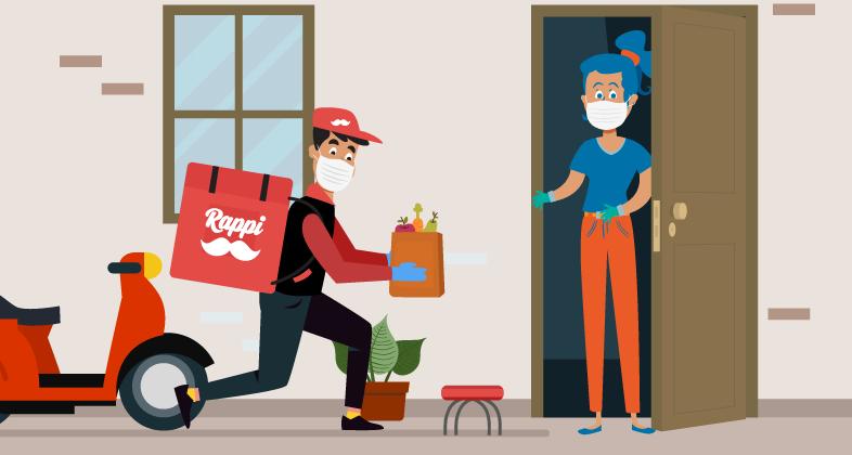 Rappi Delivery Gratis