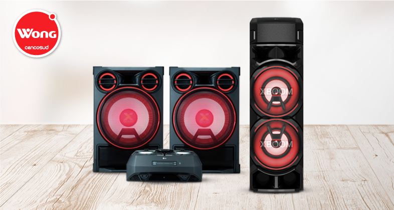 Audio LG