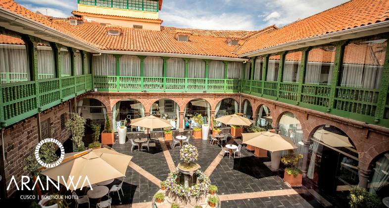 Aranwa Hoteles - Cusco