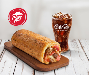 Combo Pizza Roll Full Meat